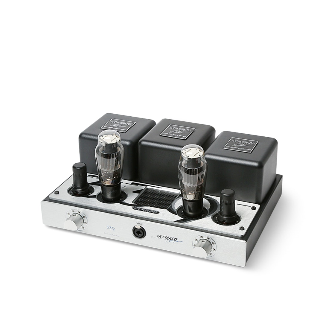 La Figaro 339 Tube Headphone Amplifier