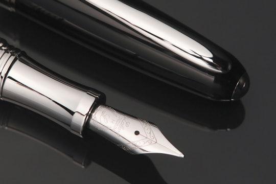 Laban Monte Rosa Fountain Pen