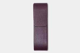 Double Pen Case - Purple (+ $3)