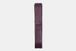 Single Pen Case - Purple