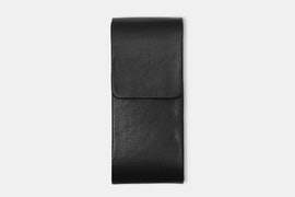 Triple Pen Case (Black Only) (+ $6)