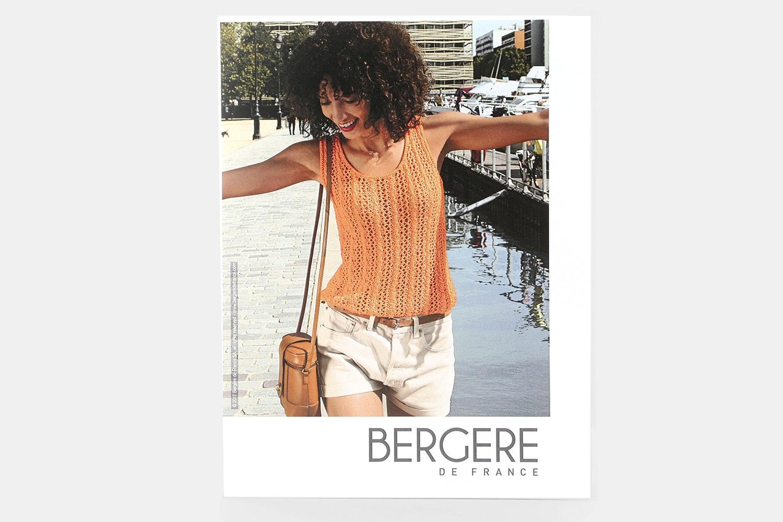 Lacework Top Kit by Bergere De France