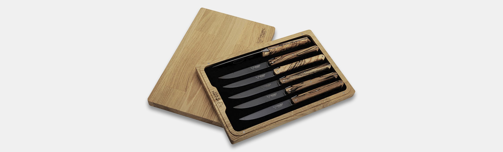 Laguiole En Aubrac L' Ancestral Steak Knives