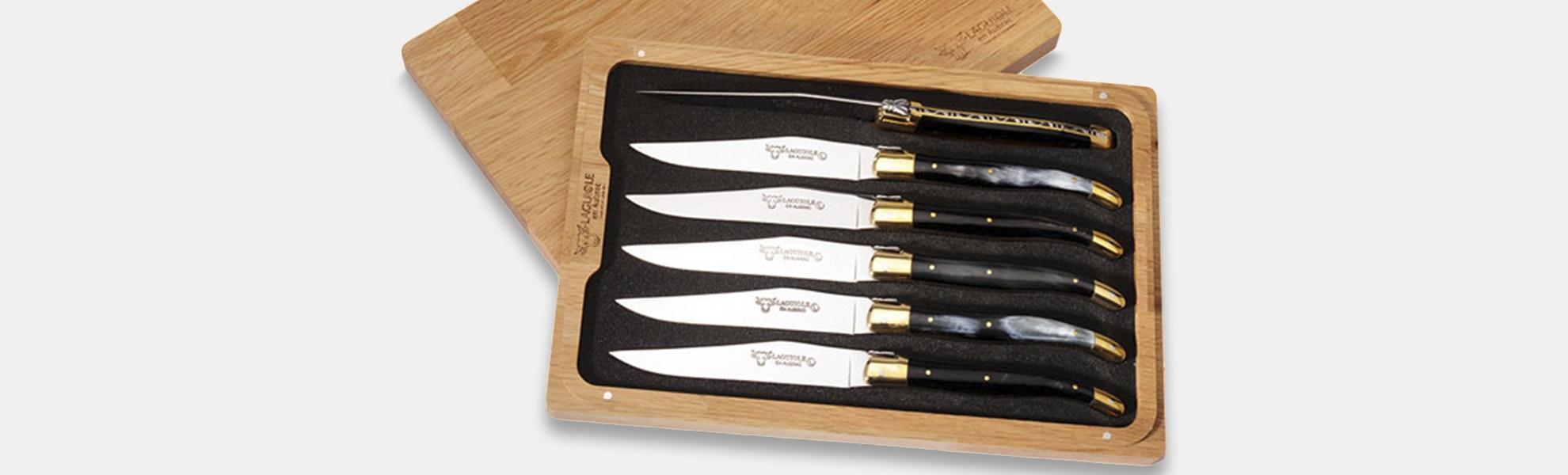 Laguiole Steak Knives (Set of 6)