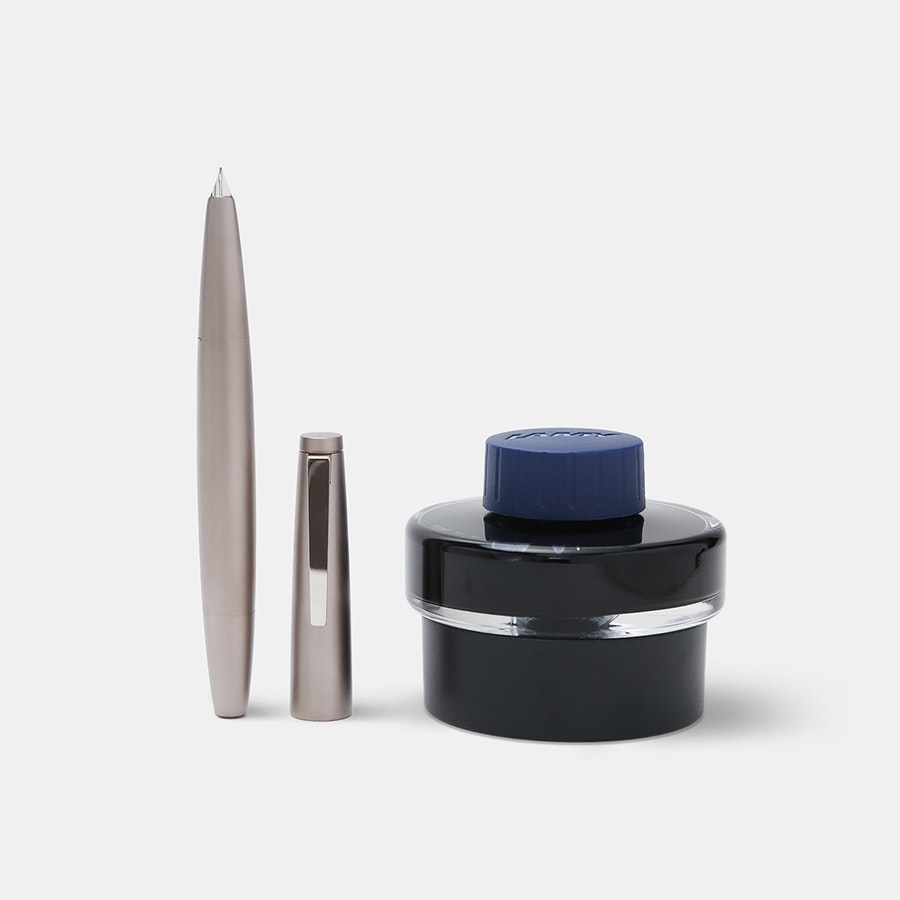 LAMY 2000 Black Amber Special-Edition Fountain Pen