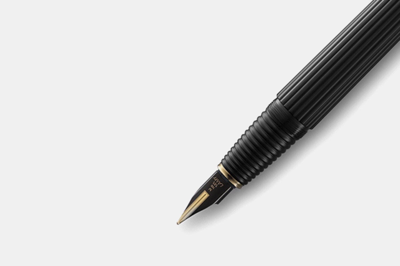 LAMY Imporium Black/Black Fountain Pen