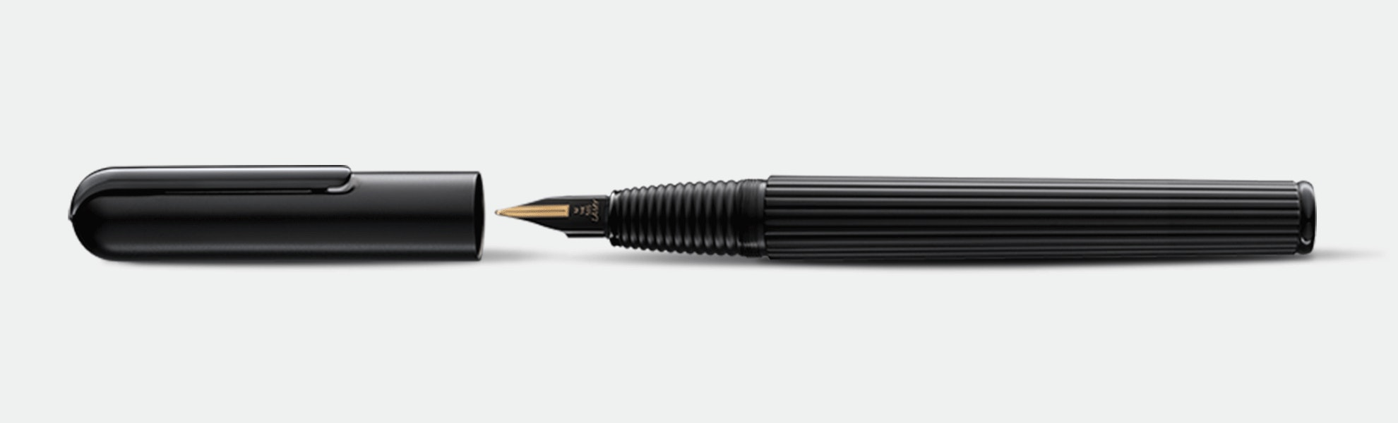 LAMY Imporium Black/Black Fountain Pen