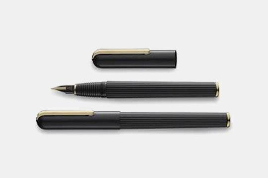 LAMY Imporium Black & Gold Fountain Pen