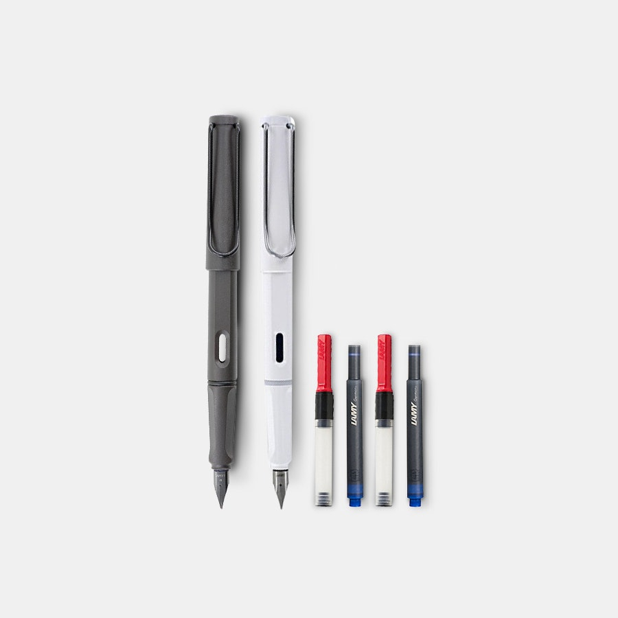 Lamy Safari Fountain Pen Bundle