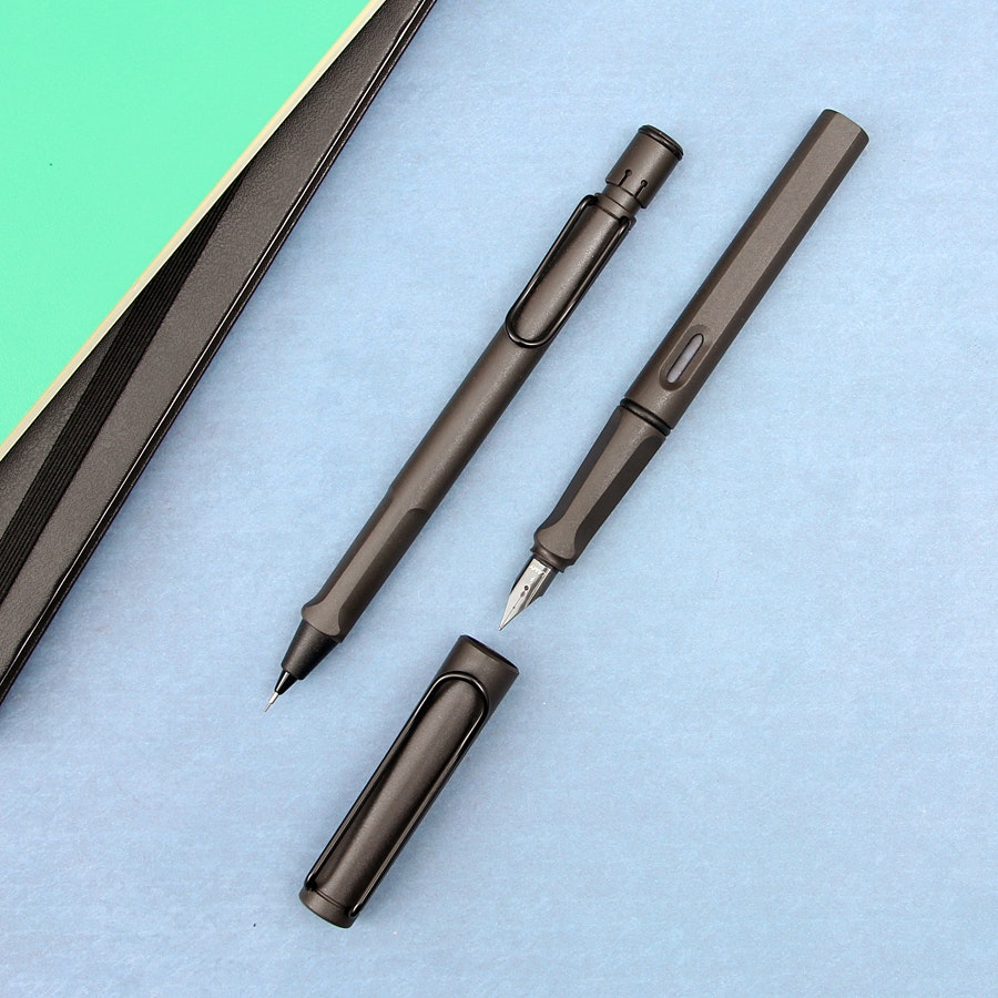 LAMY Safari Bundle: Fountain Pen & Mech. Pencil