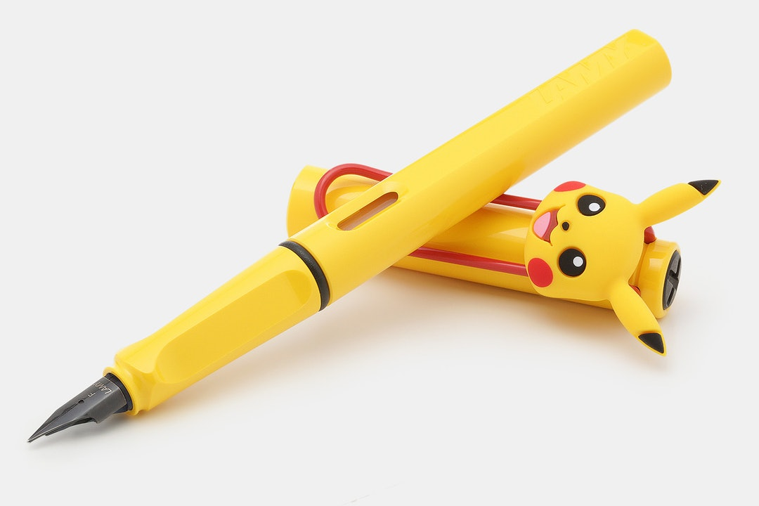 LAMY Safari Pokémon Pikachu Limited-Edition Set