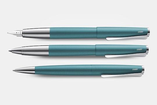 LAMY Studio Aquamarine Special Edition Fountain Pen