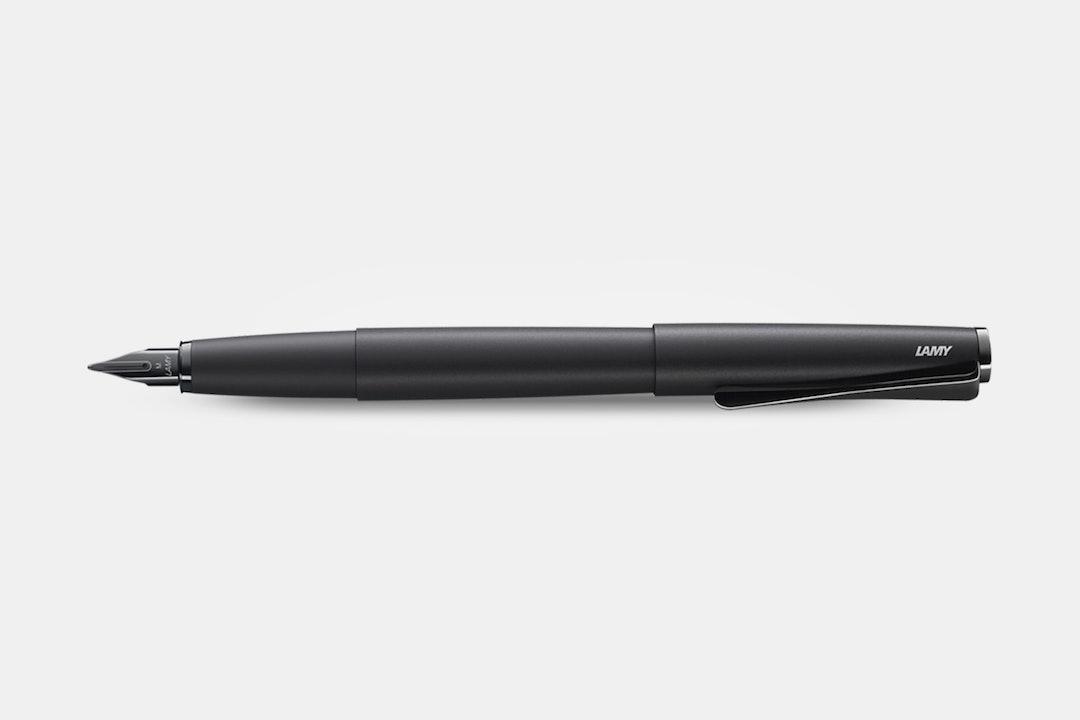 LAMY Studio Lx All-Black Fountain Pen