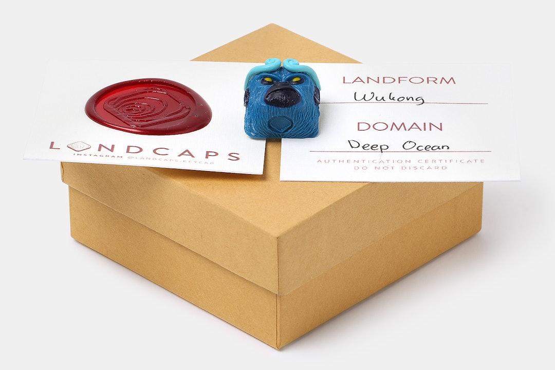 Landcaps Wukong Artisan Keycap