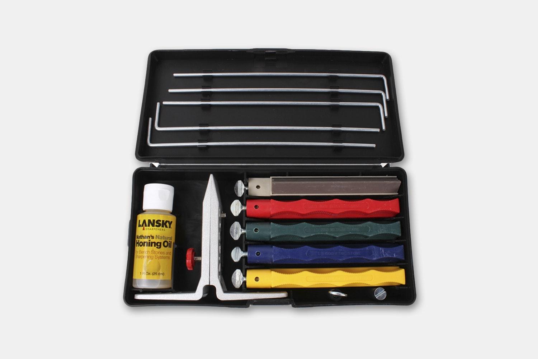Professional Sharpening Set (+$3)