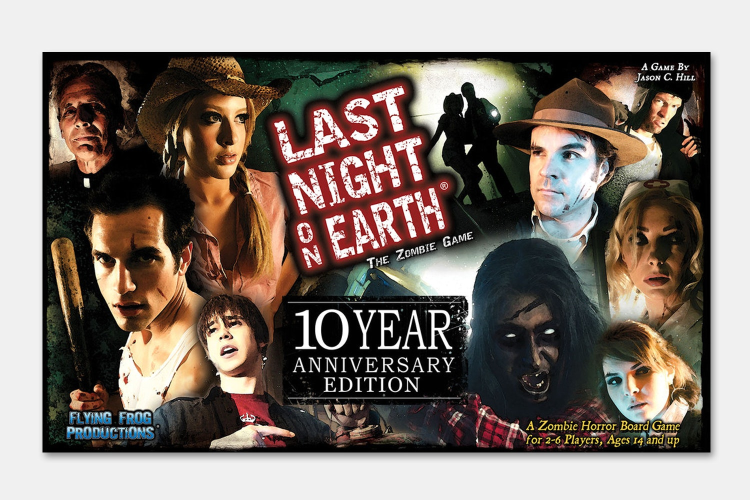 Last Night on Earth: 10th-Anniversary Edition