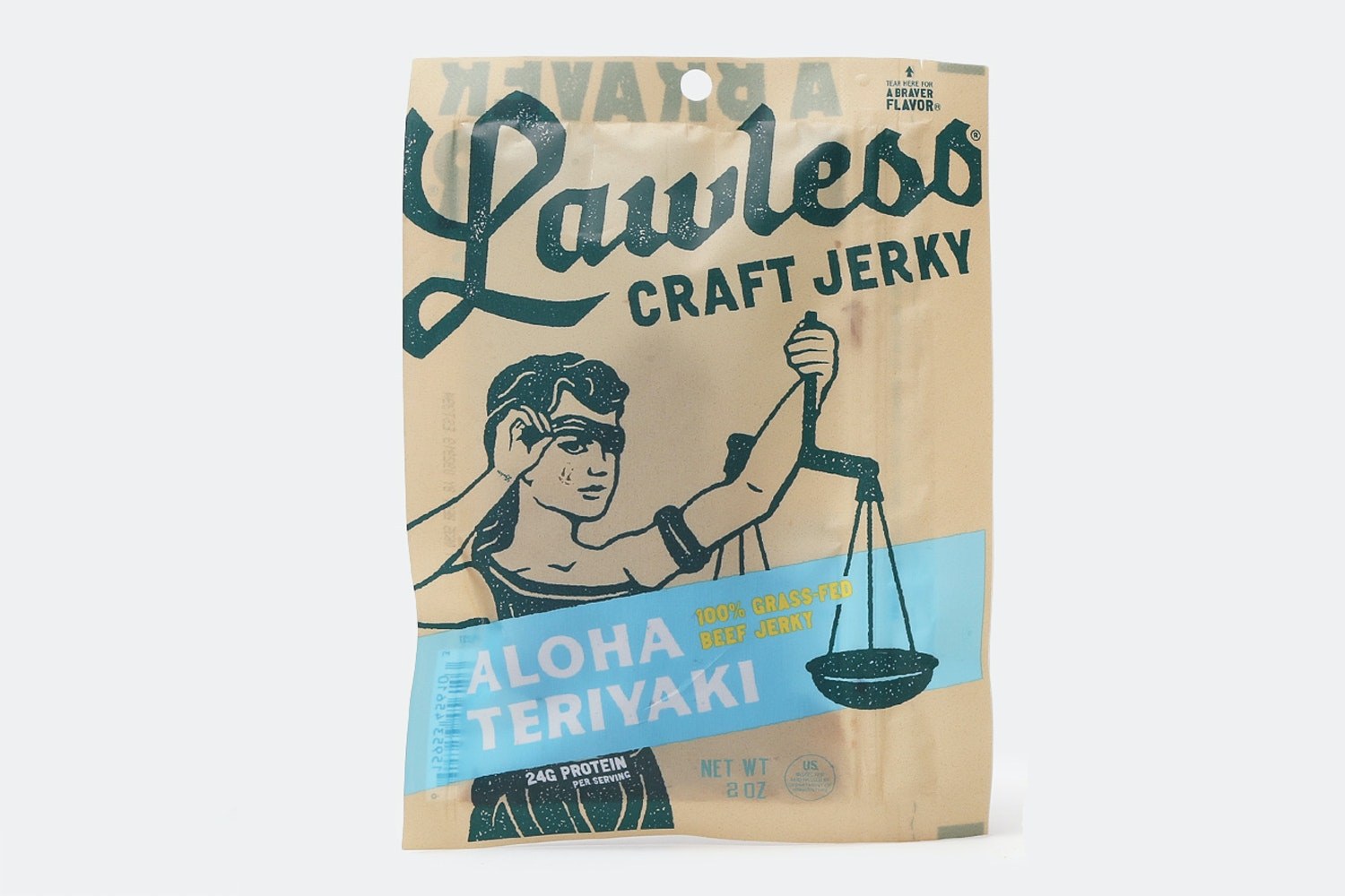 Lawless Craft Jerky (3-Pack)