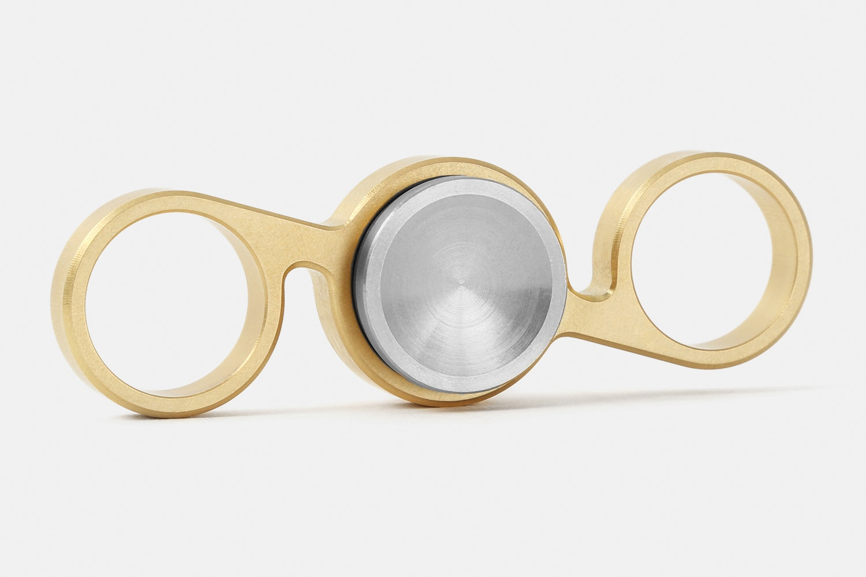 Brass w/ Stainless Steel cap