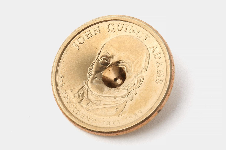 Gold Dollar (+ $2)