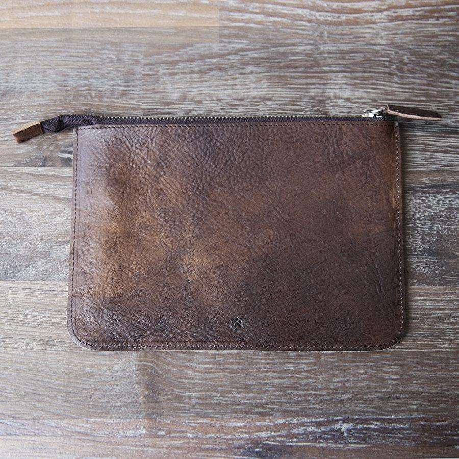 Curated Basics Leather iPad Mini Case