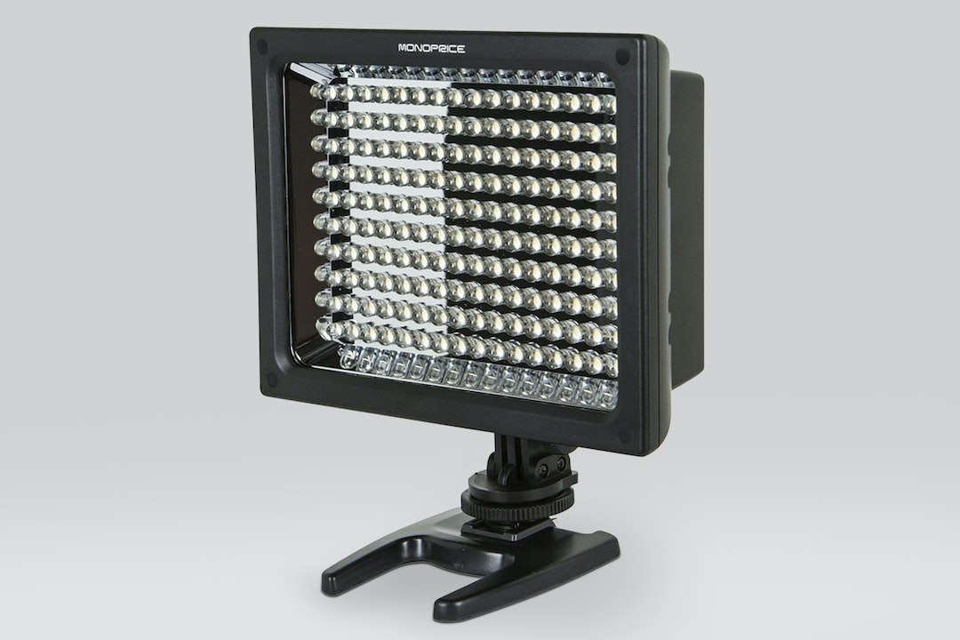 Monoprice LED Camera Light