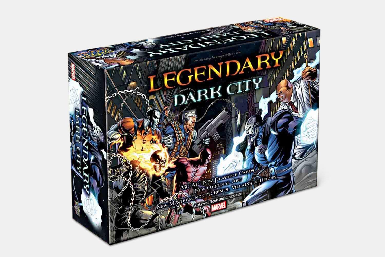 Legendary: Marvel Deck Building Game Bundle