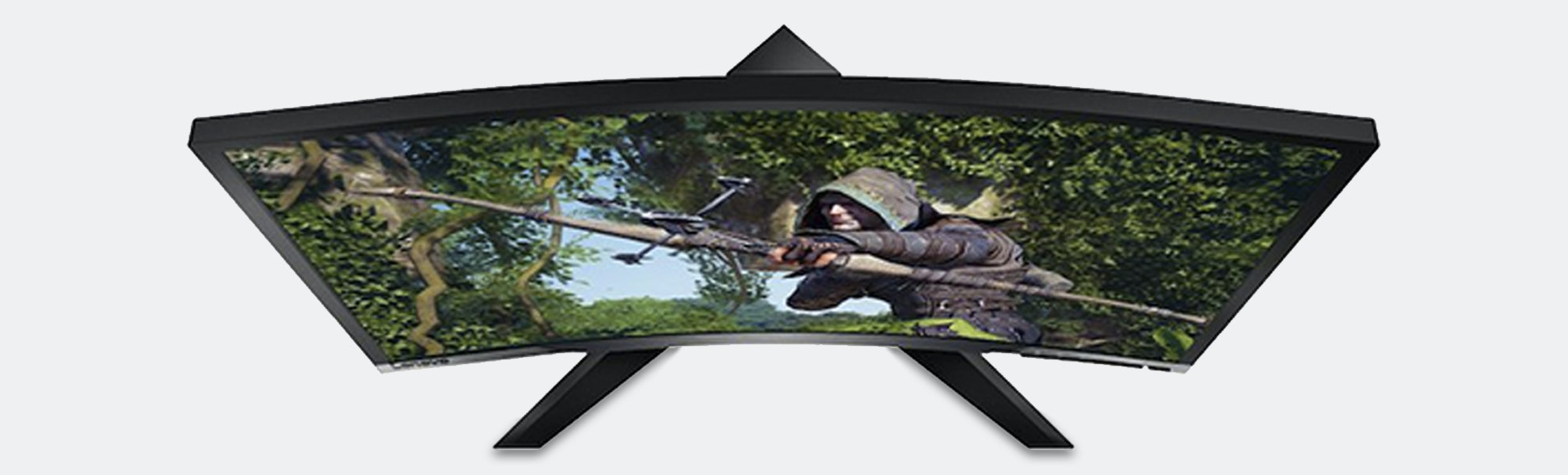 Lenovo Curved NVIDIA G-Sync 144Hz Gaming Monitor