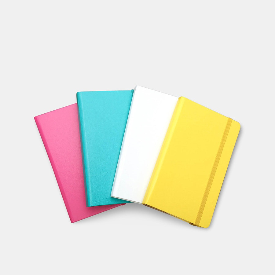 Leuchtturm1917 Pocket A6 Notebooks (4-Pack)