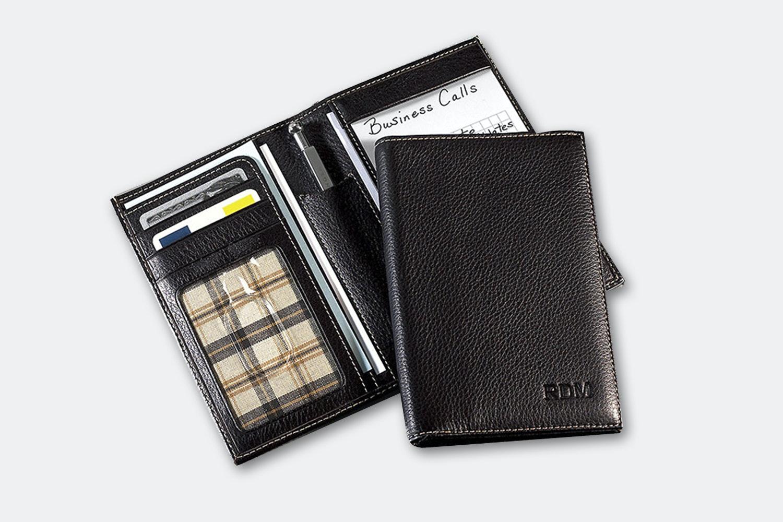 Levenger Bomber Jacket Pocket Briefcase Bundle