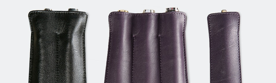 Levenger Carezza Leather Pen Sleeves Price Amp Reviews