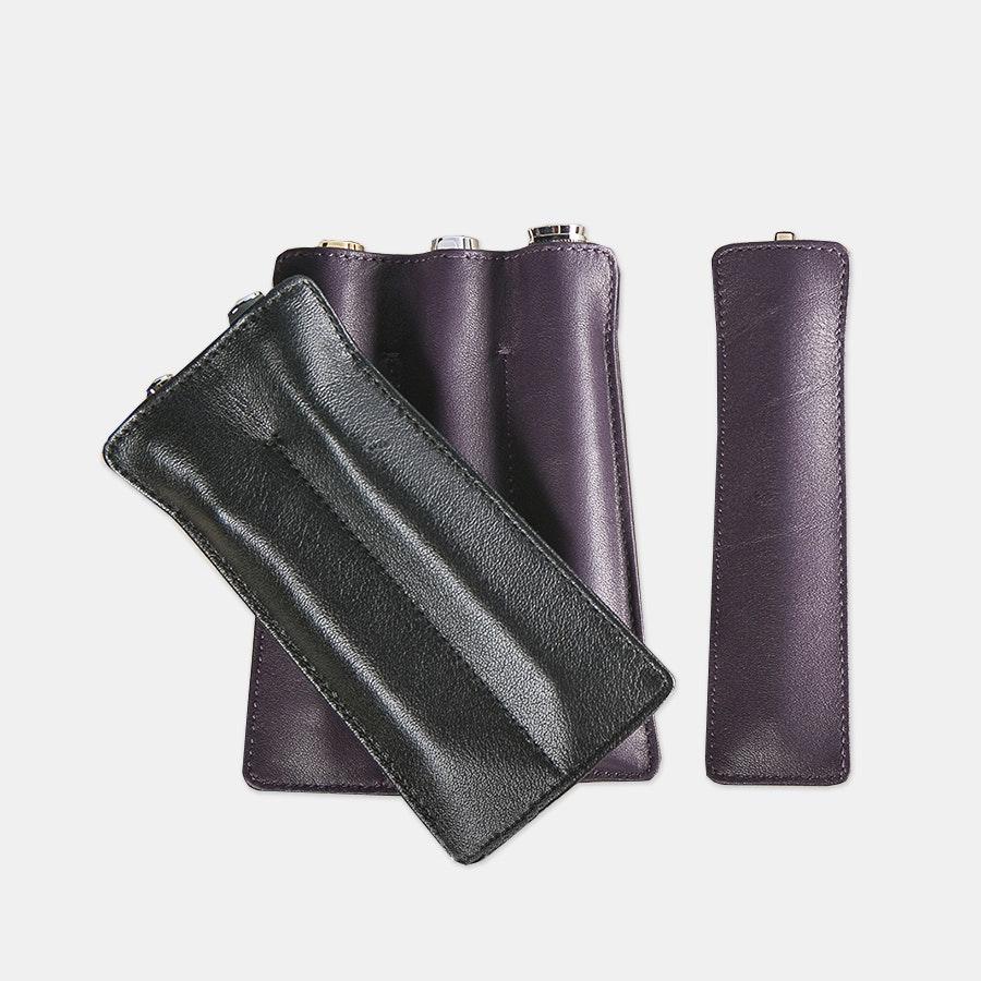 Levenger Carezza Leather Pen Sleeves