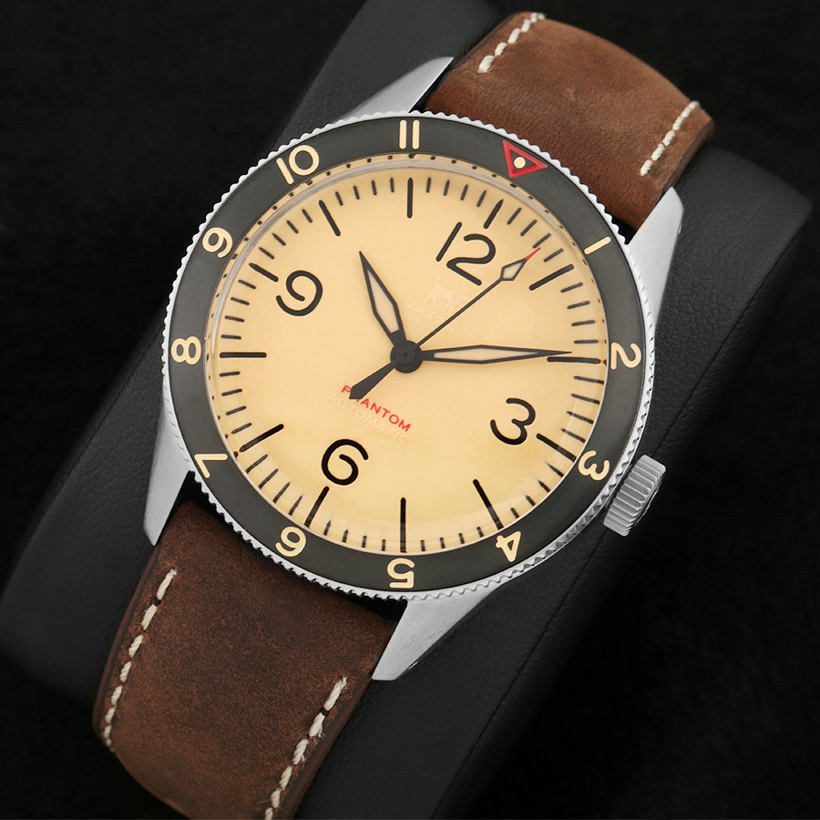 Lew & Huey Phantom Automatic Watch
