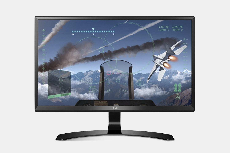 """LG 24/27/32/43"""" 4K UHD Freesync Monitors"""