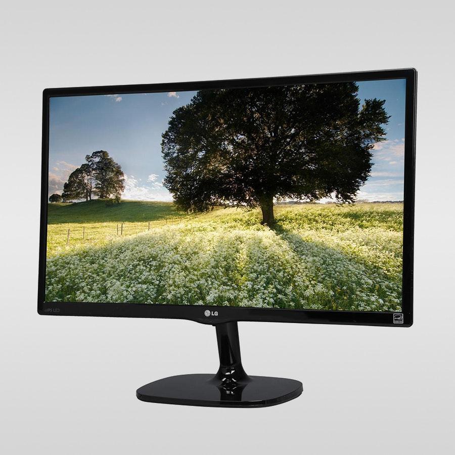 "LG 24"" IPS Monitor - 24MC57HQ-P"