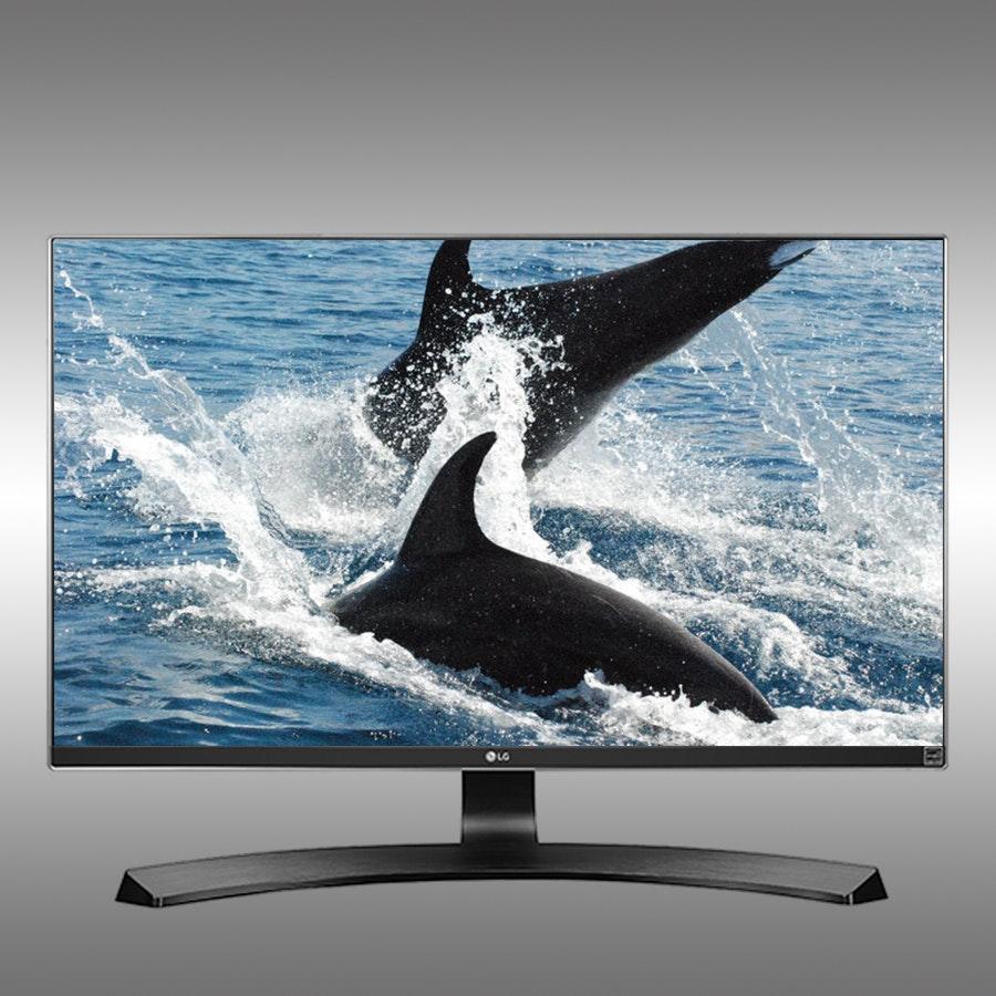 "LG 27"" 4K Freesync Monitor 27UD68P-B"