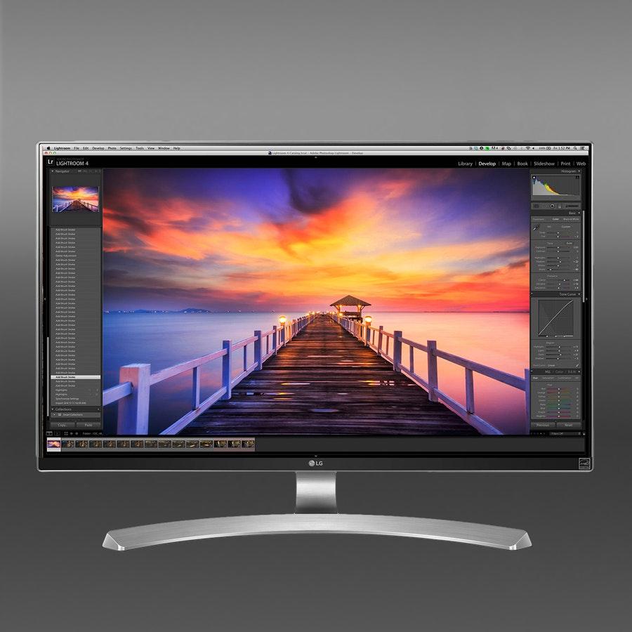 """LG 27"""" 4K FreeSync, USB-C Monitor 27UD88-W/27MU88-W"""