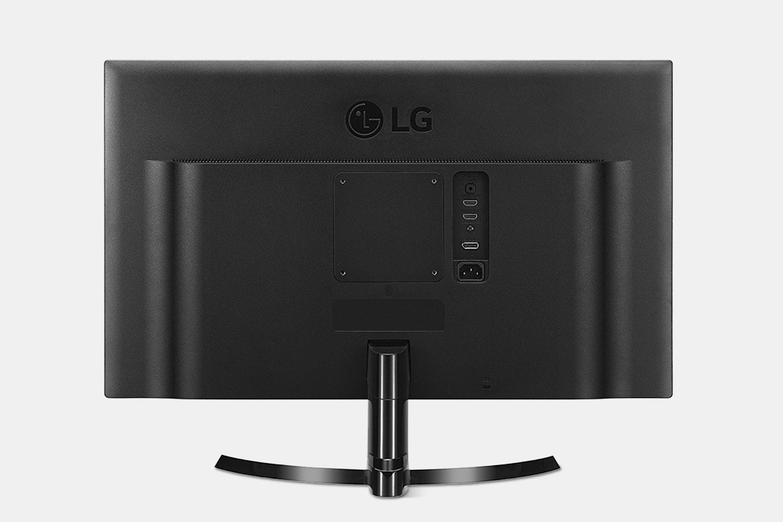 """LG 27"""" 4K UHD IPS LED Monitor 27UD58-B"""