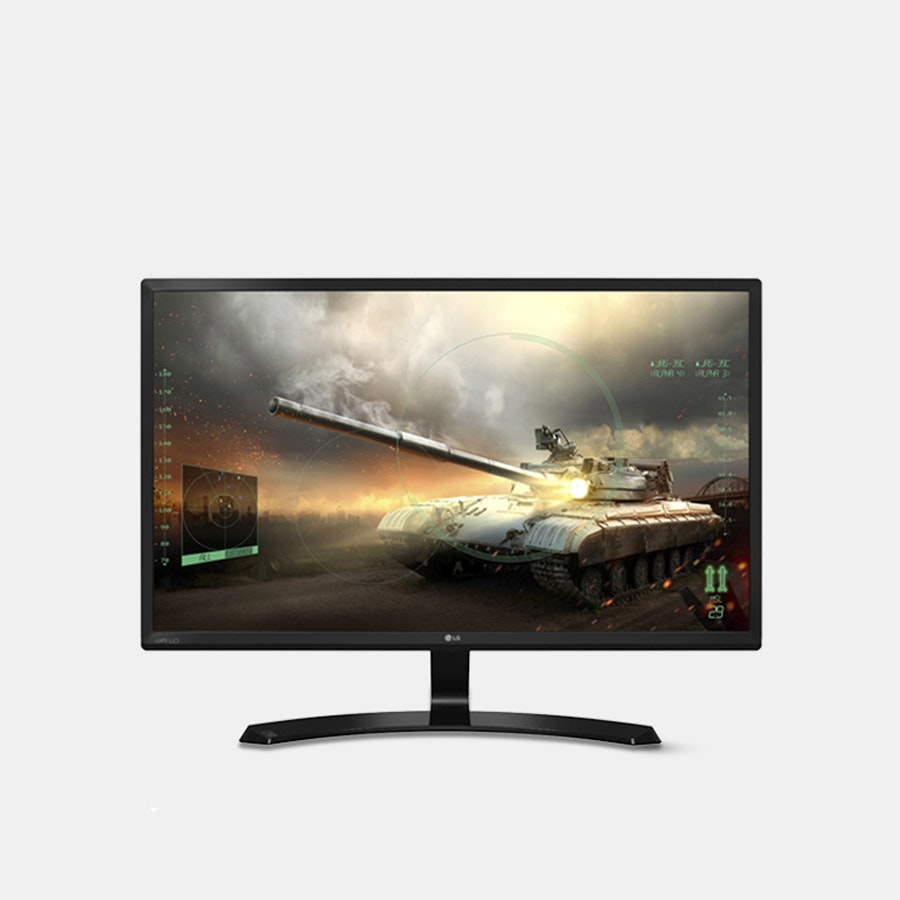 LG 27-Inch Full HD IPS LED 75Hz Monitor