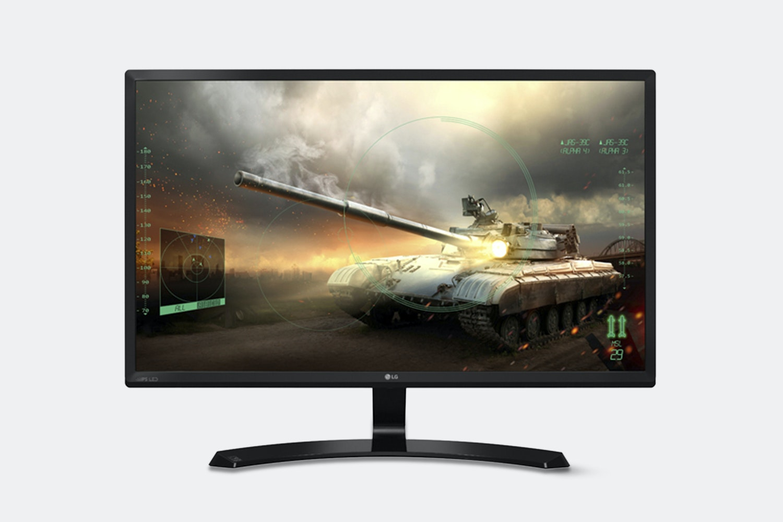 LG 27-Inch Full HD IPS LED 75Hz Monitor