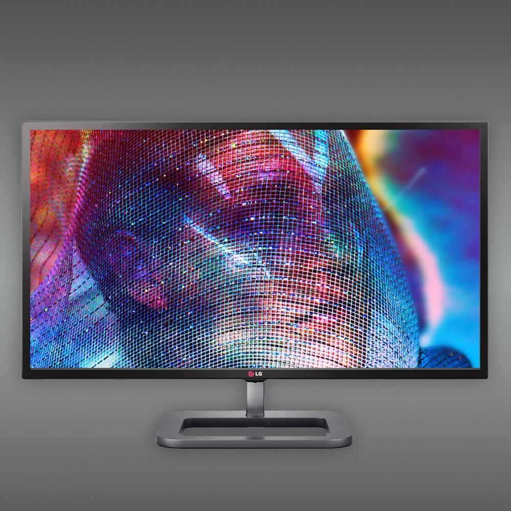 LG 31-inch 4K IPS LED Monitor