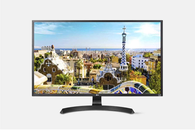 LG 32-inch 4K UHD LED Monitor (32UD59-B)