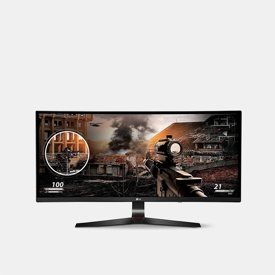"LG 34"" 144hz Curved Ultrawide Monitor 34UC79G-B"