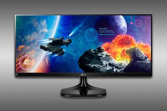 """LG 29"""" Ultrawide Full HD IPS LED Monitor 29UM58-P"""