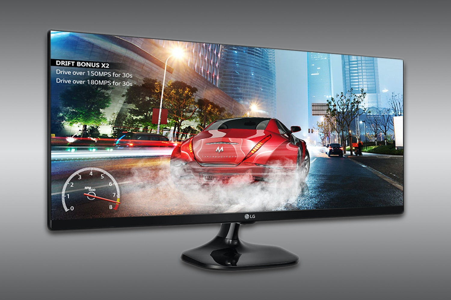 "LG 29"" Ultrawide Full HD IPS LED Monitor 29UM58-P"