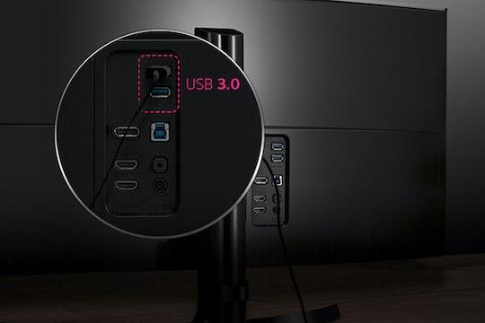 "LG 34"" Curved Ultrawide FreeSync Monitor 34CB88-P"