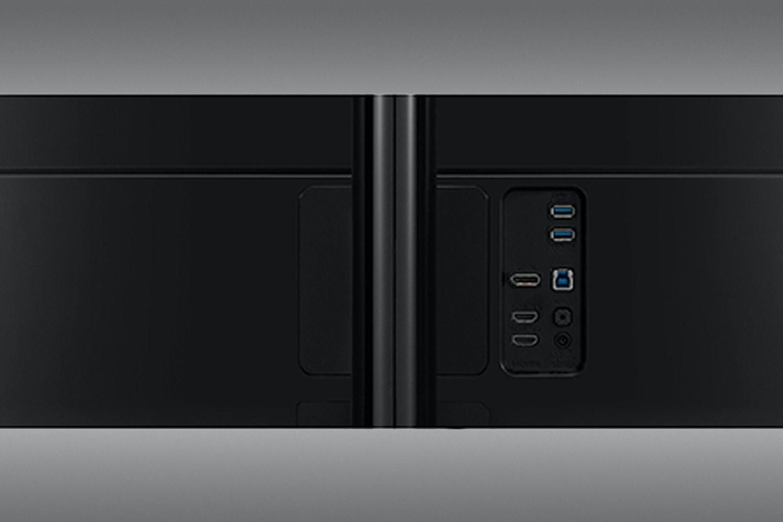 "LG 34"" Curved Ultrawide FreeSync Monitor 34UC88-B"