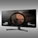 """LG 34"""" Freesync 1440p 21:9 Monitor 34UB88-P"""