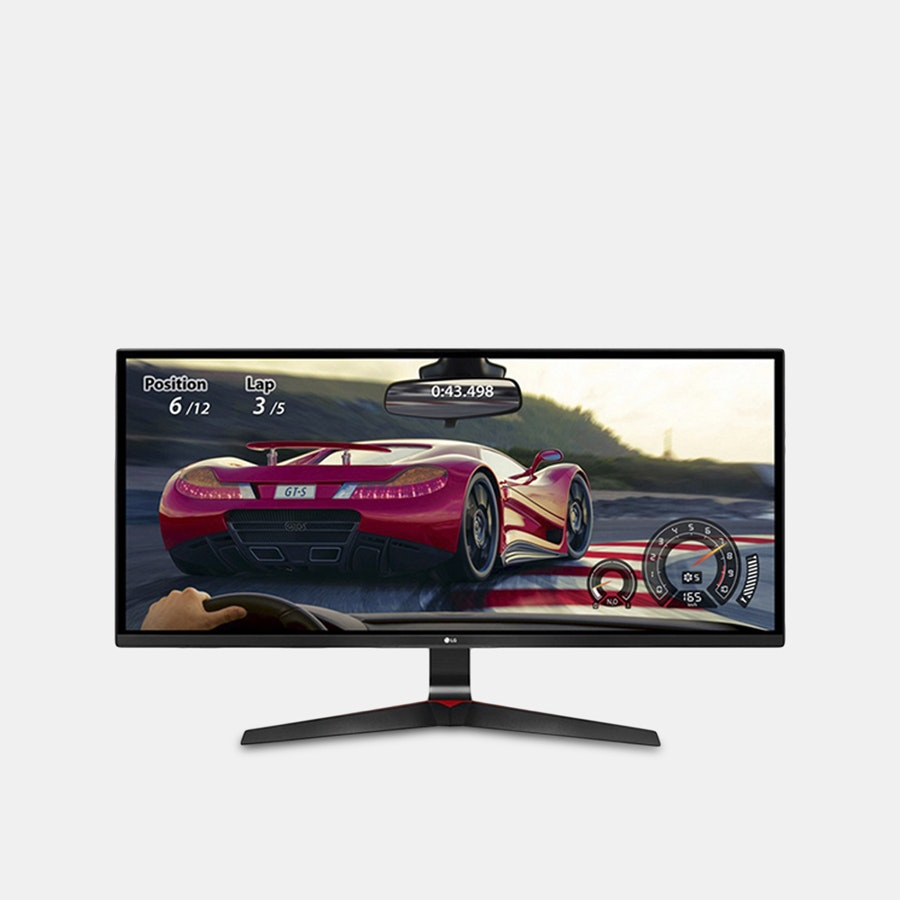 "LG 34"" Ultrawide IPS Gaming Monitor"