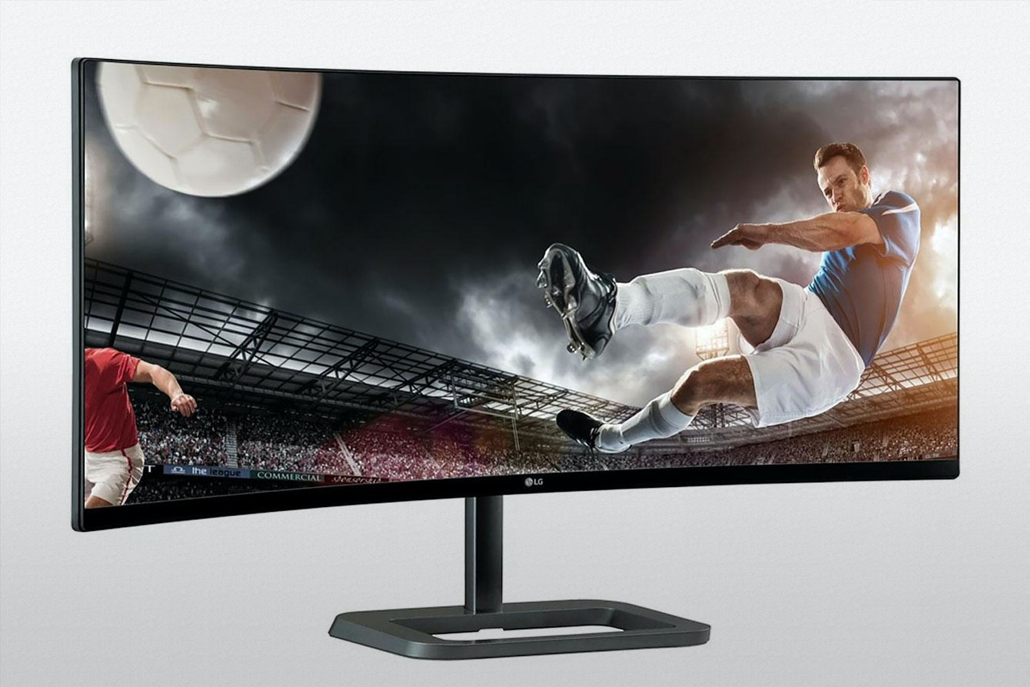 LG 34-inch Curved Ultrawide Monitor 34UC87M-B