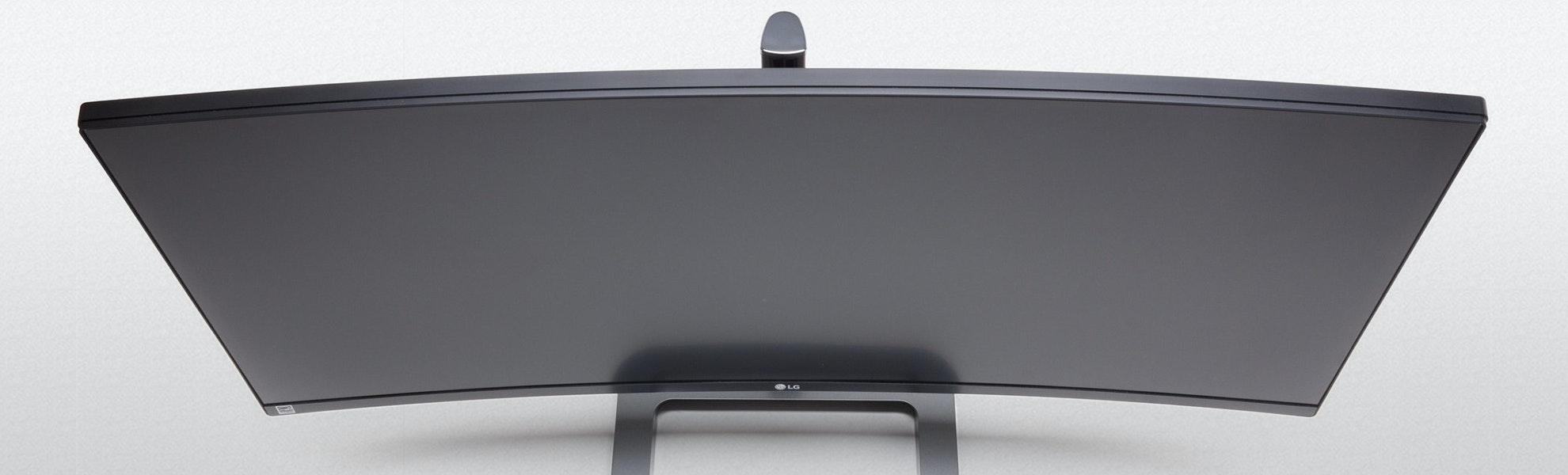 LG 34-inch Curved Ultrawide Monitor 34UC87M-B